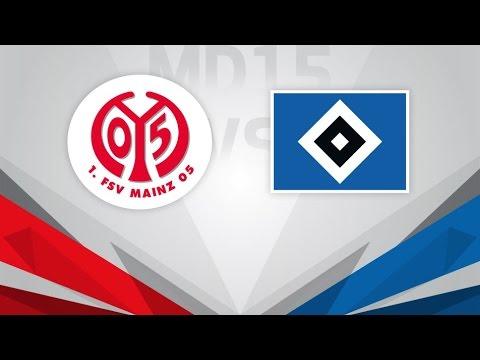 Hamburger SV vs Mainz 05 - Video Highlights & Full Match