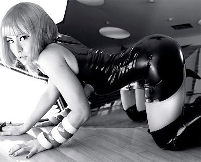 Sabrina Sato nua mostrando a bucetinha gostosa