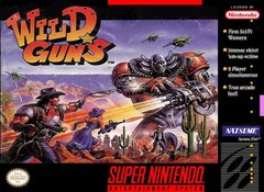 Wild Guns SNES Prices