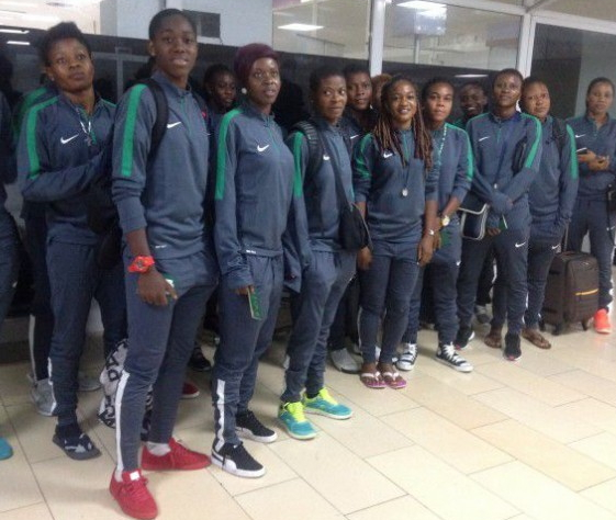 super falcons disgraced pinnick abuja