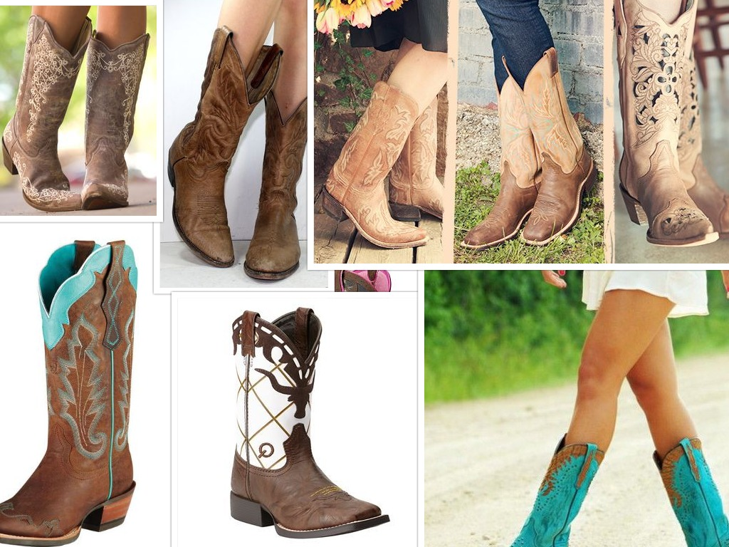 Wear Cowgirl Boots