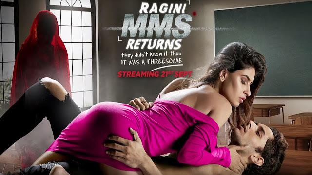 RAGINI MMS RETURNS (2017) Hindi 1-2 720P HDRiP