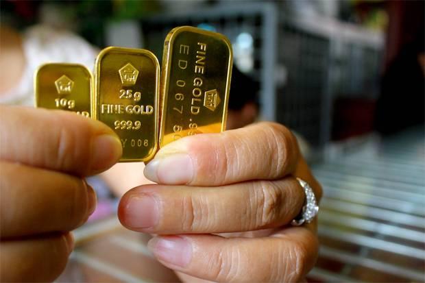 Info Terbaru Harga Emas Antam Hari Ini