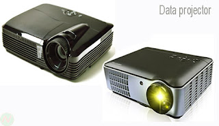 data projector