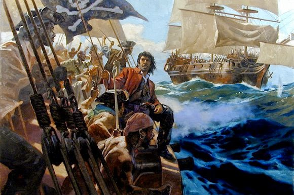 Cross And Cutlass Talk Like A Pirate Day Contest And Win A Book