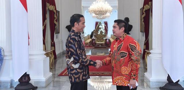 Bertemu Apkasi, Jokowi Kembali Bantah Antek Asing Dan Aseng