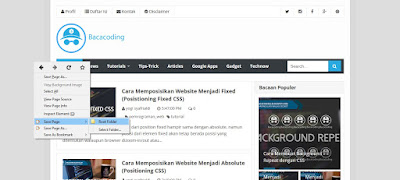ScrapBook Ads-Ons Mozila Firefox