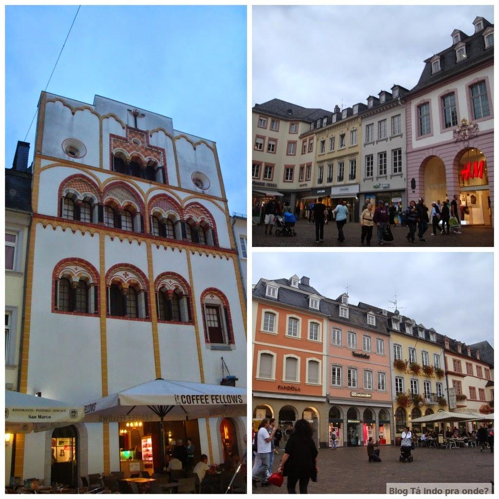Hauptmarkt Trier, Alemanha