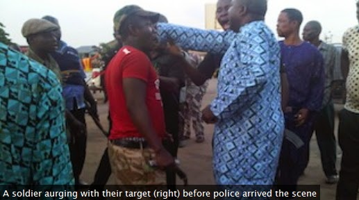 kidnappers army uniforms agage lagos