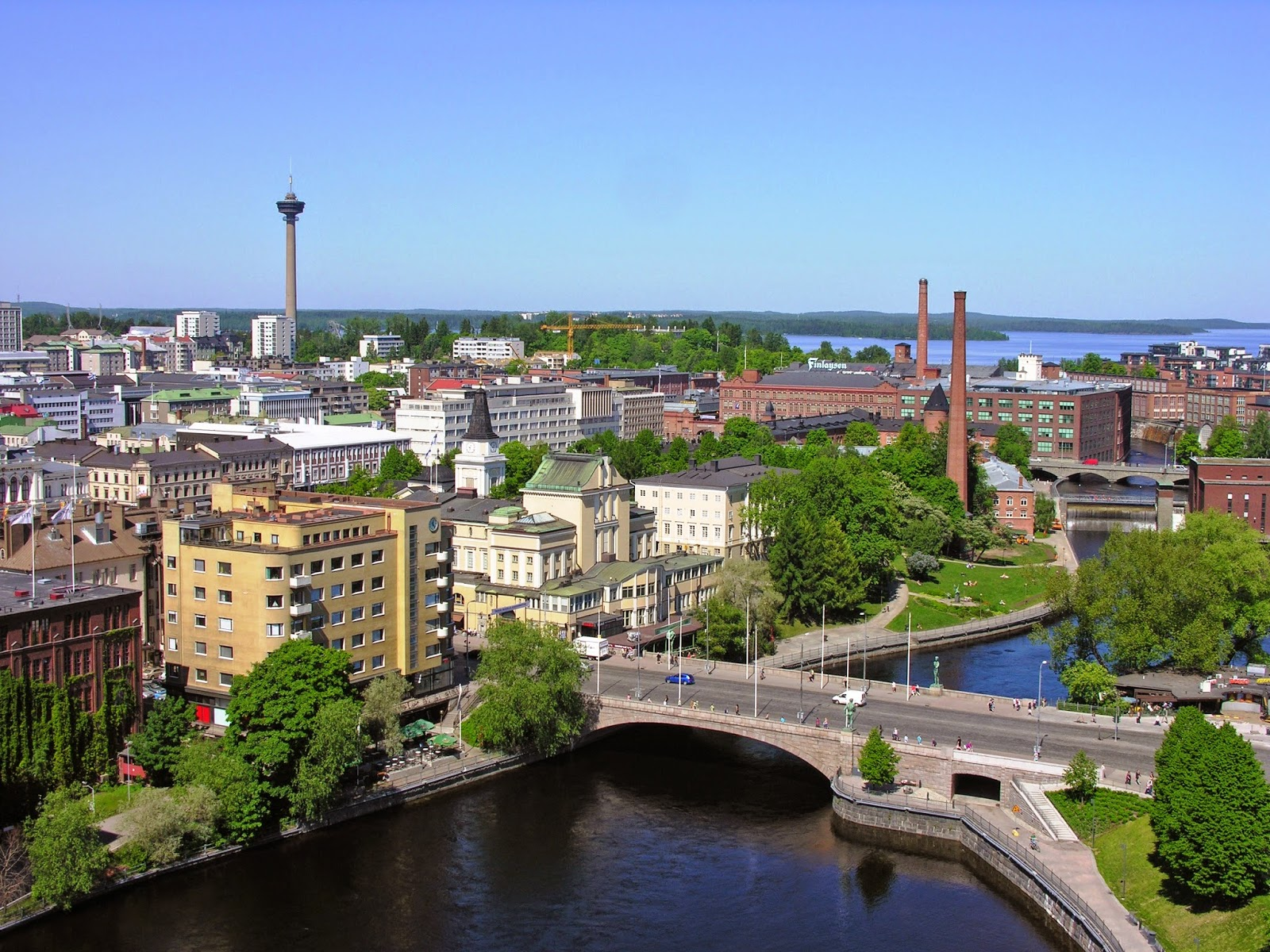 Tampere S