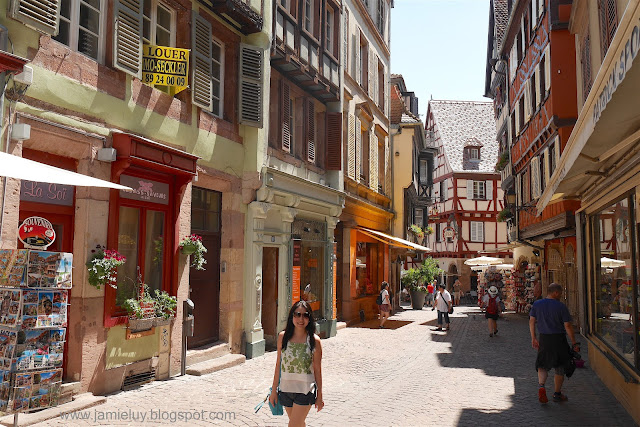 Things to see in Colmar, Alsace, France