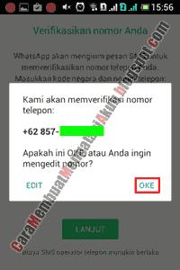 cara mendaftar whatsapp di hp nokia baru