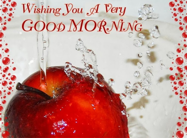 Apple Good Morning