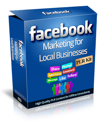 Facebook Marketing PLR Pack