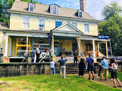 The Bostwick House Bladensburg Maryland
