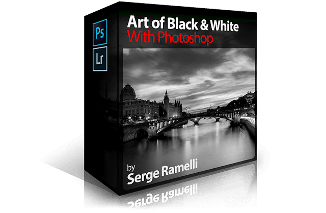Art of Black & White: With Photoshop