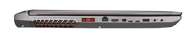 Laptop Gaming Spesifikasi Terbaik, Asus ROG GX800