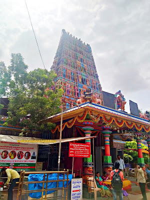 Peddamma Talli Temple Hyderabad, in Telangana