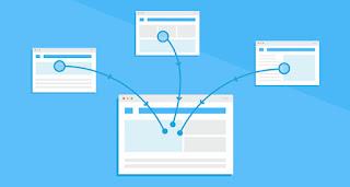 Backling adalah sebuah link yang mengarah ke blog atau website sobat