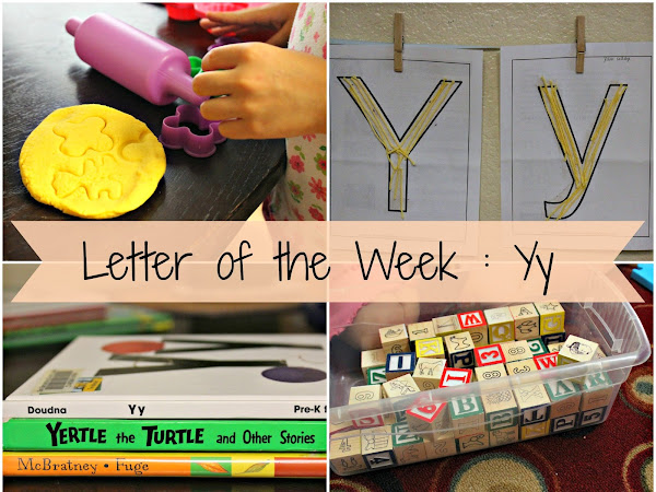 Letter of the Week : Yy