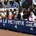 Madres de Plaza de Mayo protagonizan otra marcha de resistencia