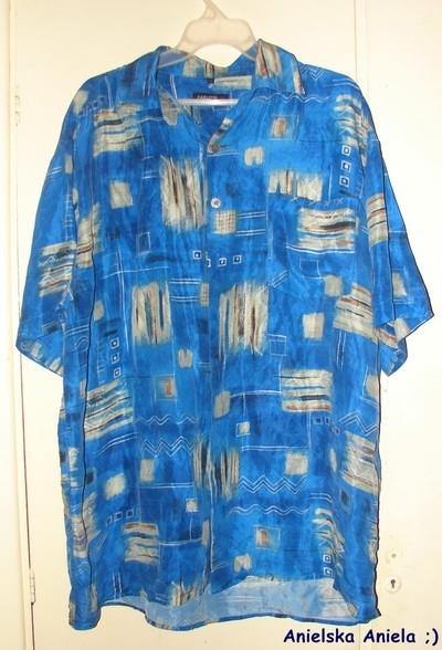 DIY  / Jak zwęzić męska  jedwabną koszulę w pasie? / men's shirt refashion