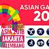 Jadual Sukan Asia 2018 Jakarta Palembang
