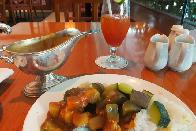 nikko-hanoi-vegetablecurryrice ホテルニッコーハノイのベジタブルカレーライス
