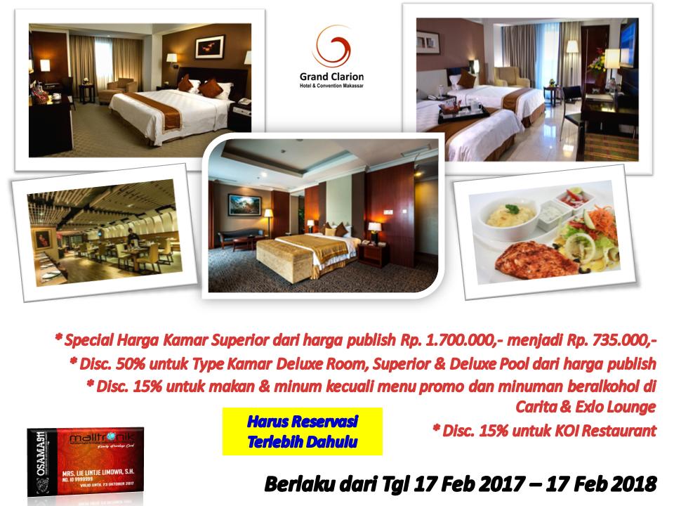 kartu member hotel grand clarion makassar call 0811 4481 911 rh kartumemberhotelgrandclarionmakassar blogspot com