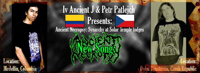 iv Ancient J Y Petr Patlejch colombian metal musician and Czech metal Musician