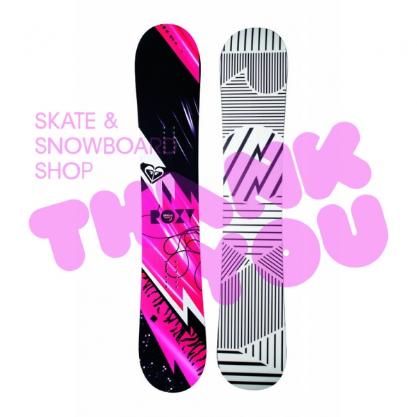 955d6976a5 Thank You Blog  ROXY SNOWBOARDS