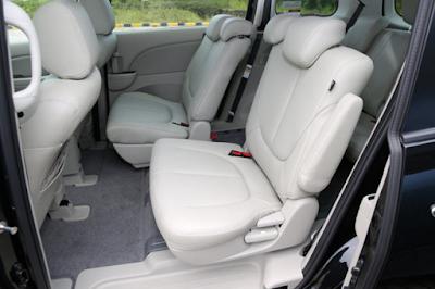 Interior Mazda Biante Skyactiv
