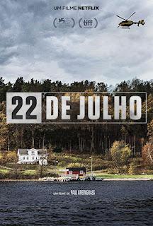 22 de Julho - HDRip Dual Áudio
