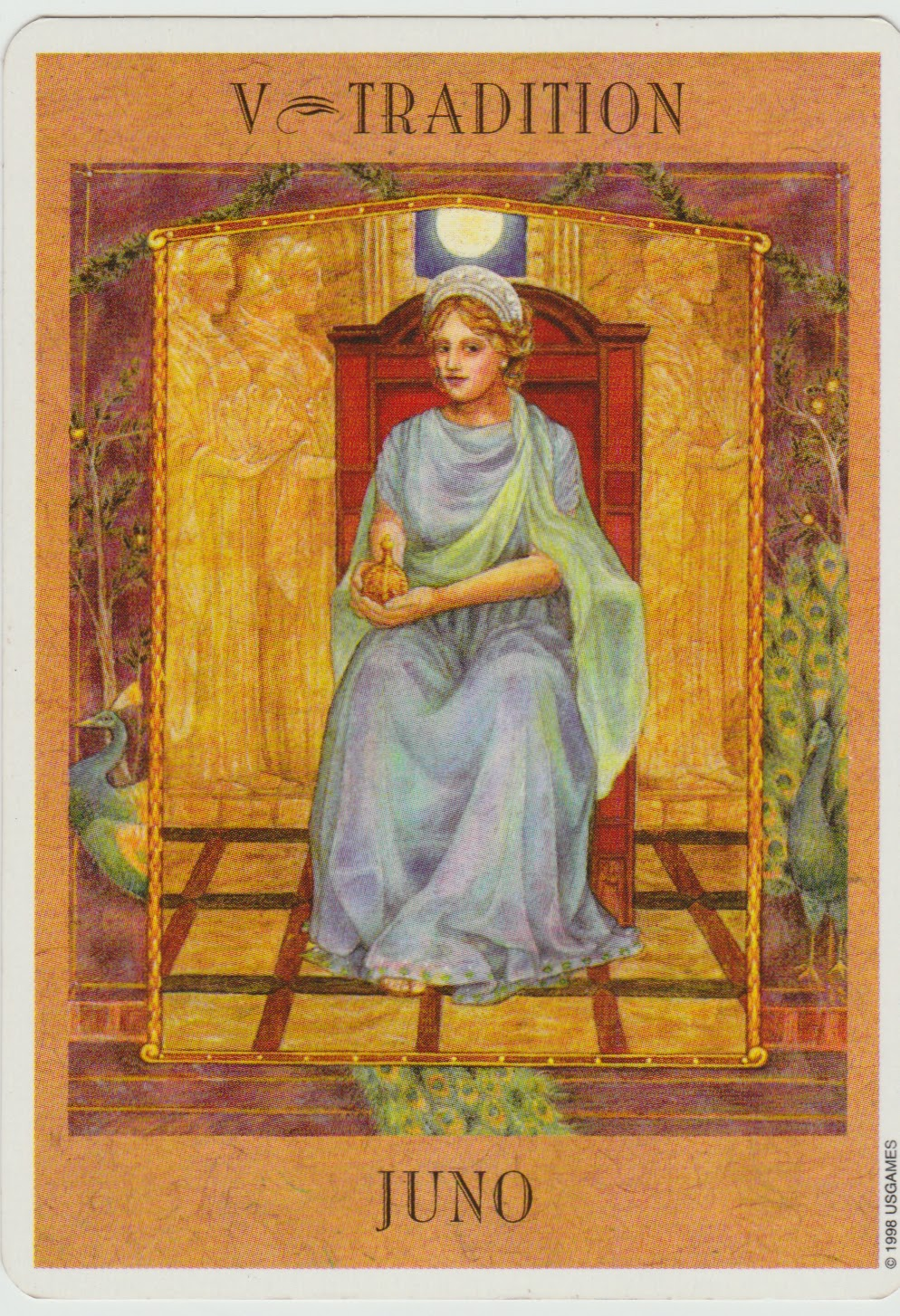 Lady Oracle Tarot