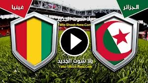 الجزائر تضرب غينيا بثلاثية وتتاهل كاول منتخب عربي لدور ربع النهائي من  كأس الأمم الأفريقية