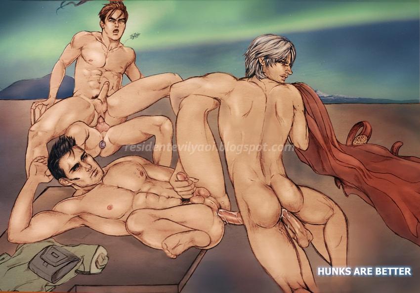 Biohazard Gay 67