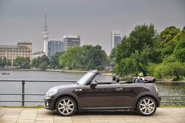 Το MINI Cabrio: σύμβολο φρεσκάδας της open-top οδήγησης, ατομικού στυλ αλλά και ταυτότητας της μάρκας