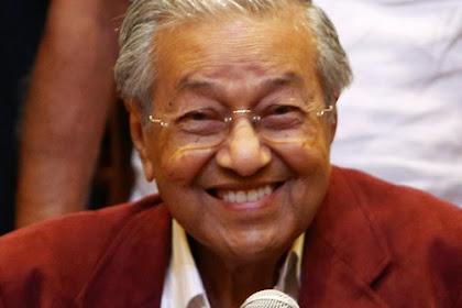 Usia 92 tahun Jadi Menteri, Ini Rahasia sehat Mahathir Mohamad