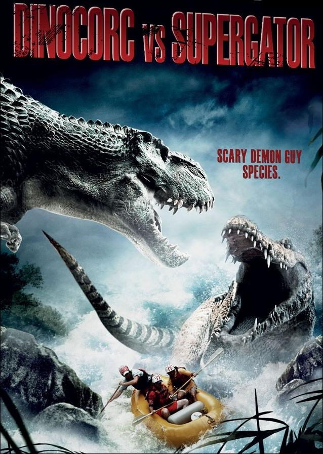 Dinocroc Vs Supergator (2010) สงครามโคตรเคี่ยมล้านปี