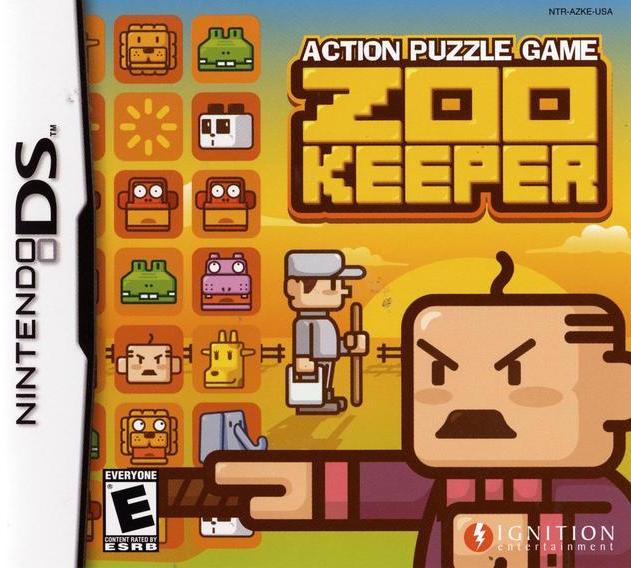 Zoo Keeper (U) (GBXR)