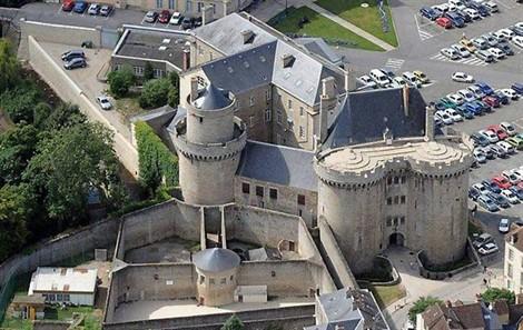 Château et Beckett datant dans la vraie vie