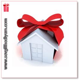 ev için hediye fikirleri