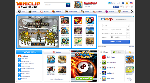 Software: cricket defend the wicket (miniclip).