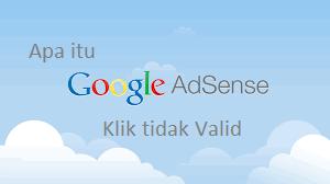 google adsense klik yang tidak valid