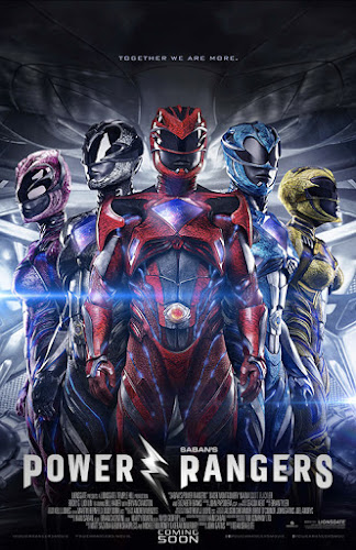 Power Rangers (BRRip 1080p Dual Latino / Ingles) (2017)