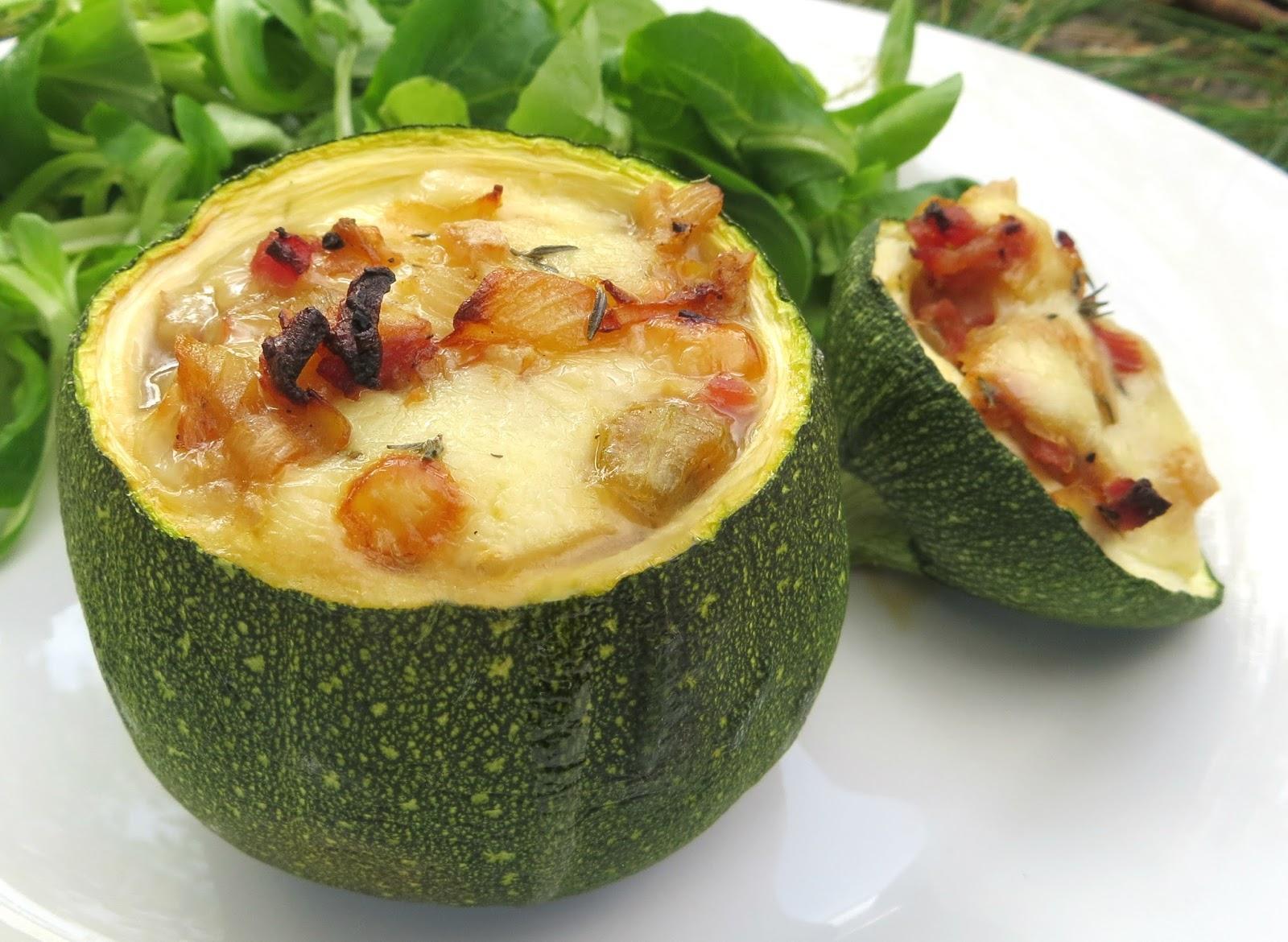 Cocotte forever courgette raclette 155 calories - Raclette a la poele ...
