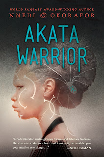 Akata Warrior book cover
