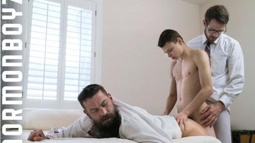 Elder Xanders – Bonds of Brotherhood with Brother Strang & Brother Iring (Bareback)