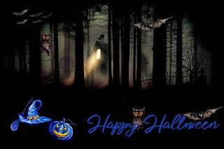 Happy Halloween Grussbild