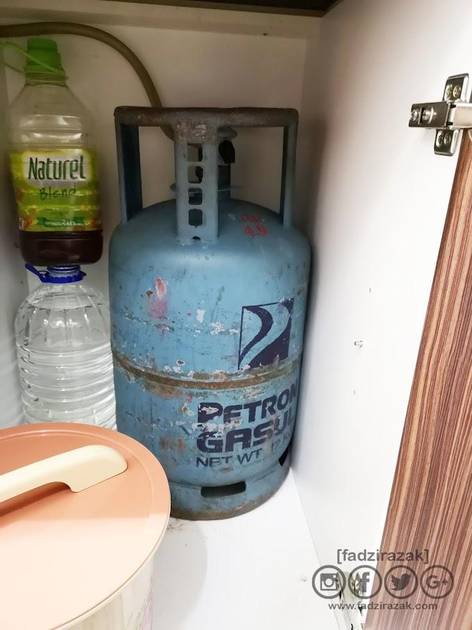 Beli Gas Memasak Shah Alam Home Delivery